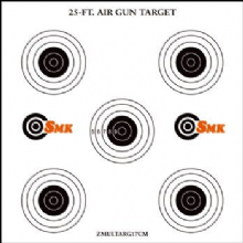 SMK Target Faces Packs Of 100